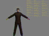 Character Rig With Facials and Morphs 8.0.0 for 3dsmax
