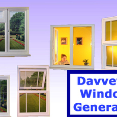 Davveys Window Generator for Maya 1.0.0 (maya script)