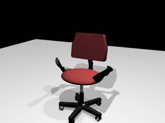 Chair Rig for Maya