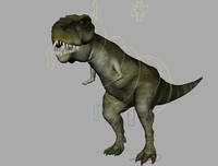 T-Rex.ma 1.0.1 for Maya
