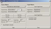 kWORk CopySetDrivenKeys 1.0.0 for Maya (maya script)
