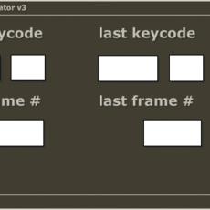 Film Keycode Calculator by Lev Kolobov 3.0.0