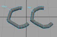 Equalize Continuous Edges 0.1.1 for Maya (maya script)