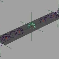 SRB - Ribbon for Maya 0.2.0 (maya script)