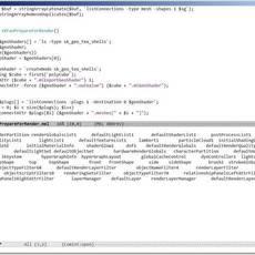 Emacs To Maya 0.0.2