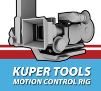 KuperTools Motion Control Beta 1.3.0 for Maya (maya script)