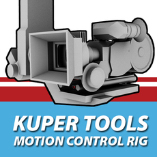 KuperTools Motion Control Beta for Maya 1.3.0 (maya script)