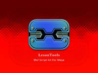 Free LesonTools [add] Extend Layer manage for Maya 1.2.2 (maya script)
