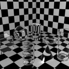 Photorealistic Glass for Maya 0.2.0