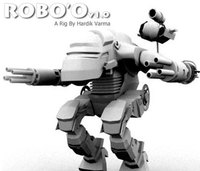 Free The Robo'o Rig for Maya 1.0.0