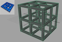polyGrid  2.0.0 for Maya (maya plugin)
