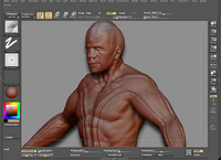 Free Precision Stroke for Zbrush 3.1.0