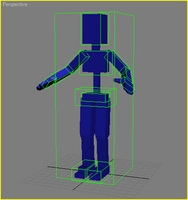 Free The Skeleton Rig for 3dsmax 2.7.0