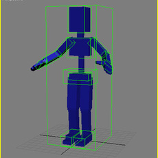 The Skeleton Rig for 3dsmax 2.7.0