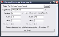 jbRenderTiles 0.3.1 for Maya (maya script)