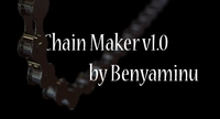 chainMaker 1.0.0 for Maya (maya script)