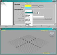 HUD Manager 1.0.0 for Maya (maya script)