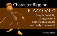 Free Flaco Rig for XSI for Xsi 1.0.0
