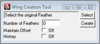 Free mFeather for Maya 1.9.0 (maya script)