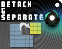 Free Detach and Separate (multiple objects) for Maya 2.0.1 (maya script)