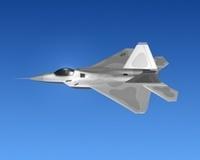 Free F-22_Raptor Rig for Maya 1.0.0