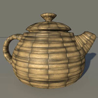Free  Weaved Wood for Maya 1.0.0