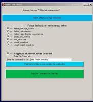 Free tj_genericUIExecute for Maya 1.0.0 (maya script)