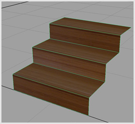 Picasso Stair Creator And Mapper For Maya
