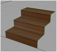 Free Picasso Stair creator and mapper for Maya 1.1.0 (maya script)