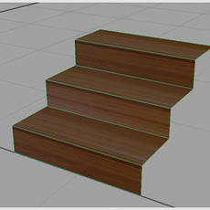 Picasso Stair creator and mapper for Maya 1.1.0 (maya script)