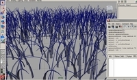 Grass Generator RD 0.1.0 for Maya (maya script)