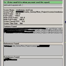 Maya Mail for Maya 0.0.3 (maya script)
