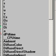 RenderMan Output Manager for Maya 0.0.4 (maya script)