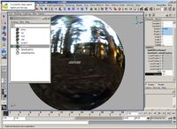 HDREnvironmentViewer for Maya 2.6.2 (maya plugin)