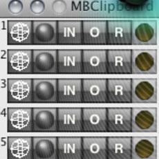 MB Clipboard for Maya 1.0.0 (maya script)