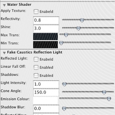 Water Surface for Maya 1.0.0 (maya script)