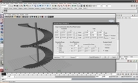 Array for Maya 1.2.1 for Maya (maya script)