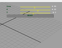 Free hj camera pan and scan for Maya 0.1.1 (maya script)