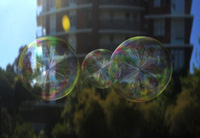 Free soapBubble for Renderman 0.1.0