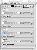 Free GLightsManager for Maya 0.1.1 (maya script)