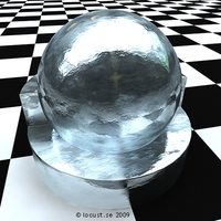 Frosty ice shader for mental ray maya 1.0.0 for Maya