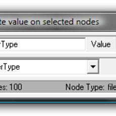 Set attribute values for Maya 1.0.0 (maya script)