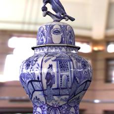 Delft_Jar 3D Model
