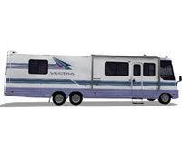 Vectra Motor Home 3D Model
