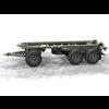 Pls Trailer 3D Model
