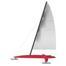 DN Iceboat 3D Model