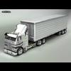 Freightliner 3D Model