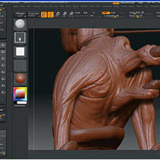 Gnomon Workshop releases 3 new Maya/Zbrush character DVDs