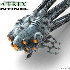 Matrix Sentinel Robot 3D Model