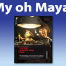 NEW Autodesk Maya 2009 Book Titles!